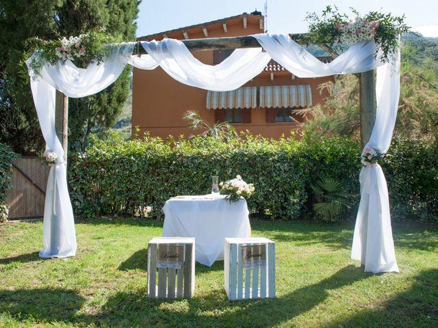 Il matrimonio di Alessandro e Alessia a Sermoneta, Latina 25