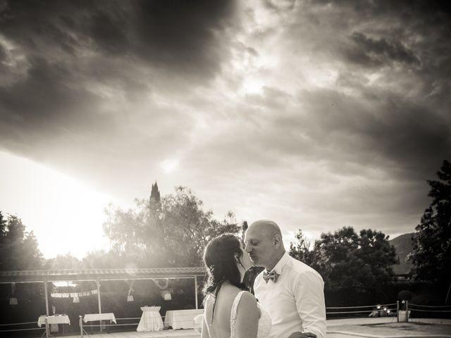 Il matrimonio di Alessandro e Alessia a Sermoneta, Latina 34