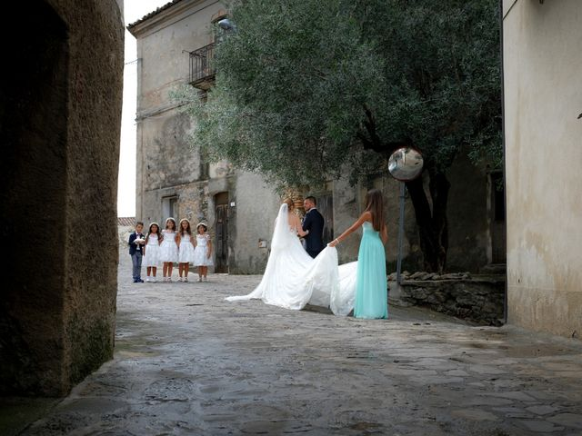 Il matrimonio di Pasquale e Pasqualina a Verzino, Crotone 17