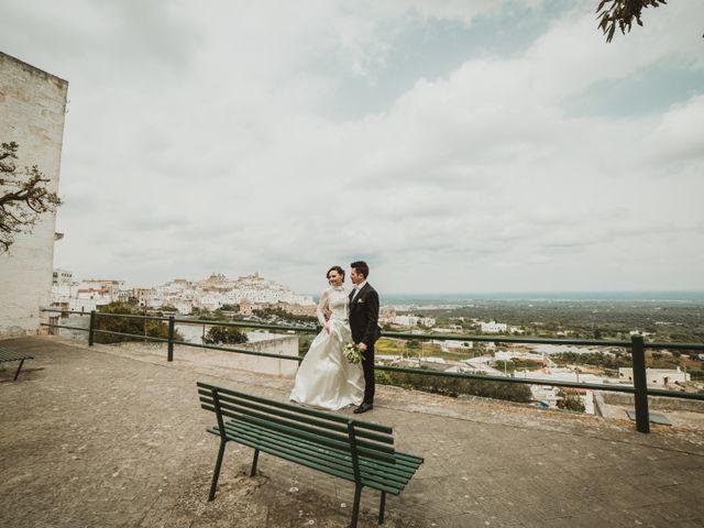 Il matrimonio di Vito e Serena a Ostuni, Brindisi 29