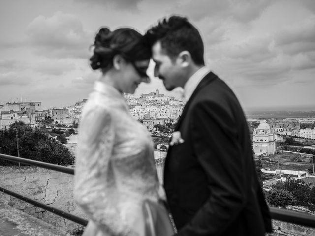 Il matrimonio di Vito e Serena a Ostuni, Brindisi 30