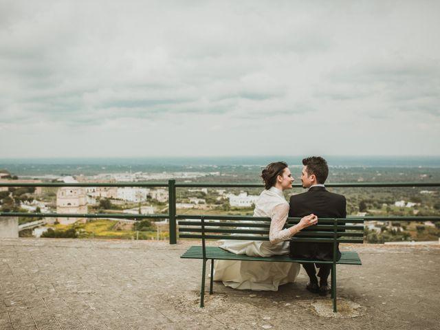 Il matrimonio di Vito e Serena a Ostuni, Brindisi 32