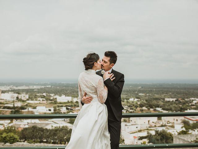 Il matrimonio di Vito e Serena a Ostuni, Brindisi 33