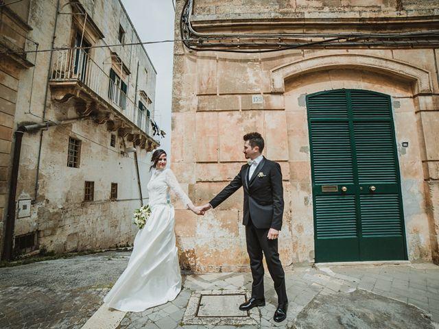 Il matrimonio di Vito e Serena a Ostuni, Brindisi 34