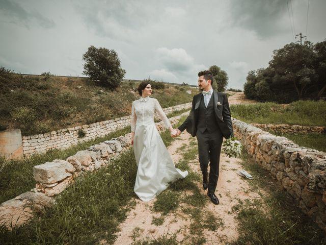 Il matrimonio di Vito e Serena a Ostuni, Brindisi 35