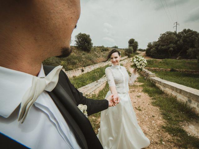 Il matrimonio di Vito e Serena a Ostuni, Brindisi 36