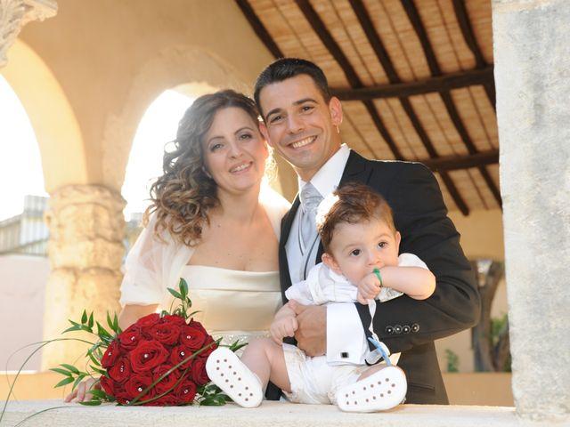 Le nozze di Alessio e Annalisa