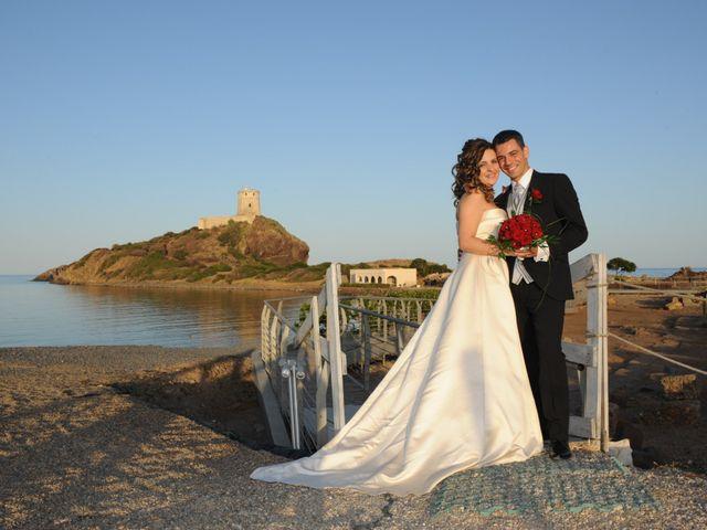 Il matrimonio di Annalisa e Alessio a Pula, Cagliari 1