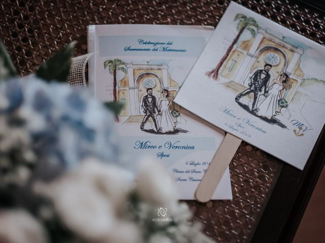 Il matrimonio di Veronica e Mirco a Santa Cesarea Terme, Lecce 3