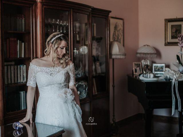 Il matrimonio di Veronica e Mirco a Santa Cesarea Terme, Lecce 17