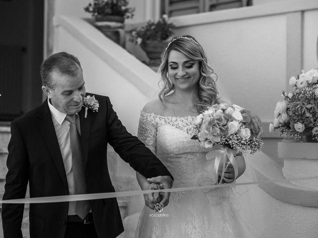 Il matrimonio di Veronica e Mirco a Santa Cesarea Terme, Lecce 21