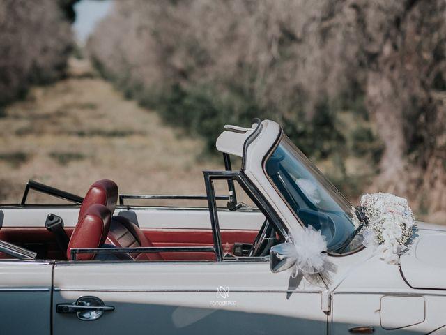 Il matrimonio di Veronica e Mirco a Santa Cesarea Terme, Lecce 22