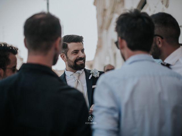 Il matrimonio di Veronica e Mirco a Santa Cesarea Terme, Lecce 25