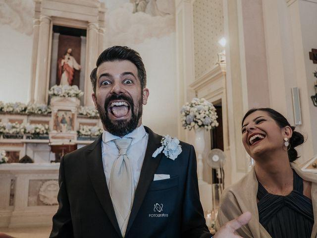 Il matrimonio di Veronica e Mirco a Santa Cesarea Terme, Lecce 27
