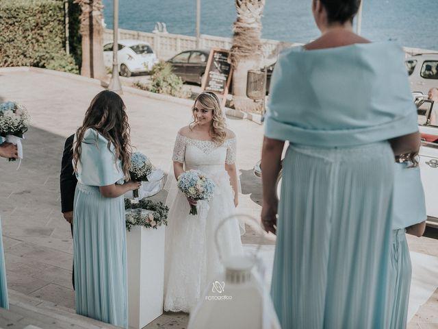 Il matrimonio di Veronica e Mirco a Santa Cesarea Terme, Lecce 29