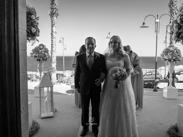 Il matrimonio di Veronica e Mirco a Santa Cesarea Terme, Lecce 30