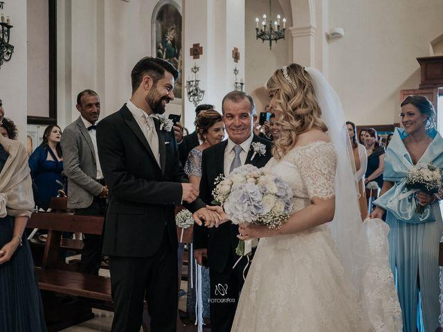 Il matrimonio di Veronica e Mirco a Santa Cesarea Terme, Lecce 32