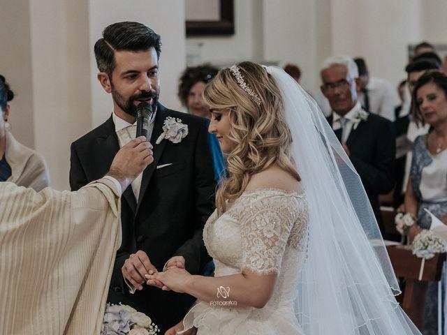 Il matrimonio di Veronica e Mirco a Santa Cesarea Terme, Lecce 33