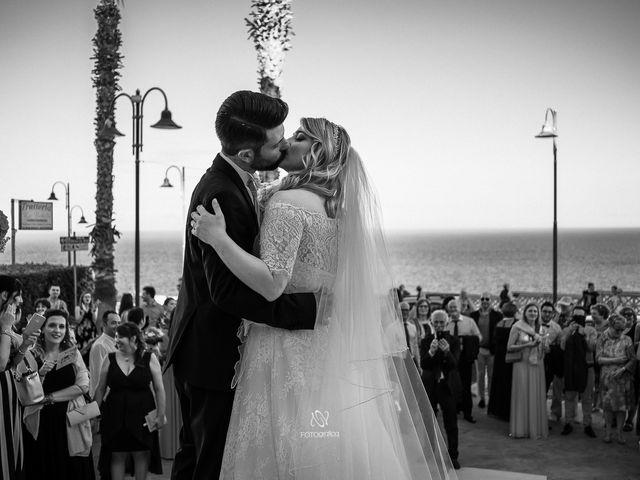 Il matrimonio di Veronica e Mirco a Santa Cesarea Terme, Lecce 36