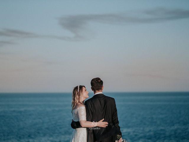 Il matrimonio di Veronica e Mirco a Santa Cesarea Terme, Lecce 45