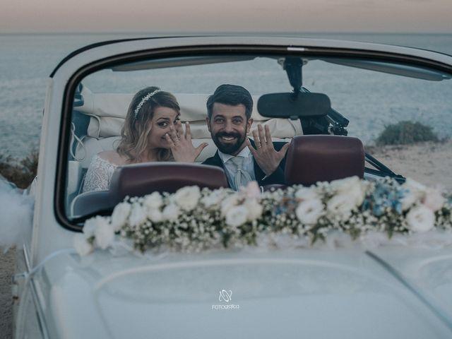 Il matrimonio di Veronica e Mirco a Santa Cesarea Terme, Lecce 55