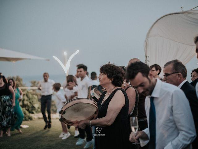 Il matrimonio di Veronica e Mirco a Santa Cesarea Terme, Lecce 59