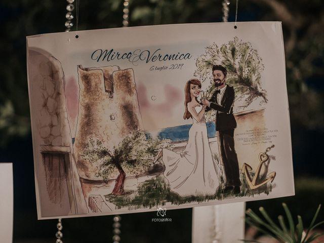 Il matrimonio di Veronica e Mirco a Santa Cesarea Terme, Lecce 61