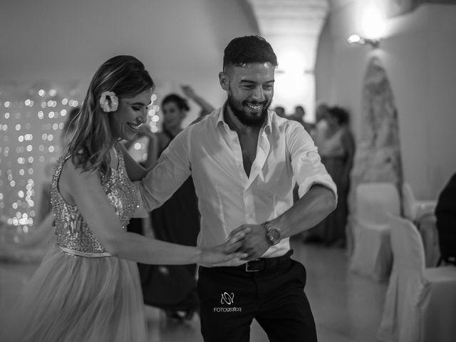 Il matrimonio di Veronica e Mirco a Santa Cesarea Terme, Lecce 71