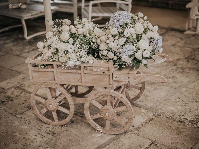Il matrimonio di Veronica e Mirco a Santa Cesarea Terme, Lecce 72