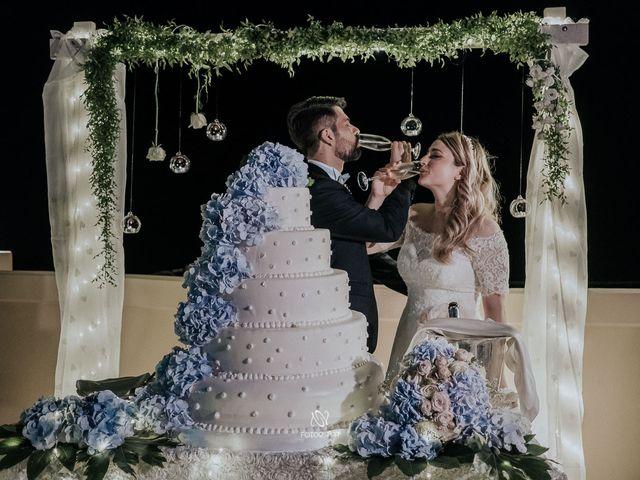 Il matrimonio di Veronica e Mirco a Santa Cesarea Terme, Lecce 77