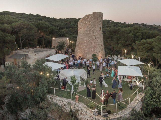 Il matrimonio di Veronica e Mirco a Santa Cesarea Terme, Lecce 57