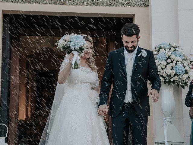 Il matrimonio di Veronica e Mirco a Santa Cesarea Terme, Lecce 35