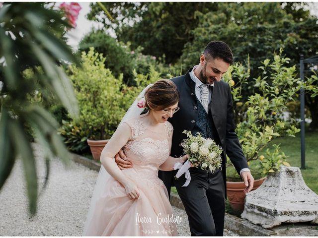 Il matrimonio di Antonio e Mara  a Camposampiero, Padova 1