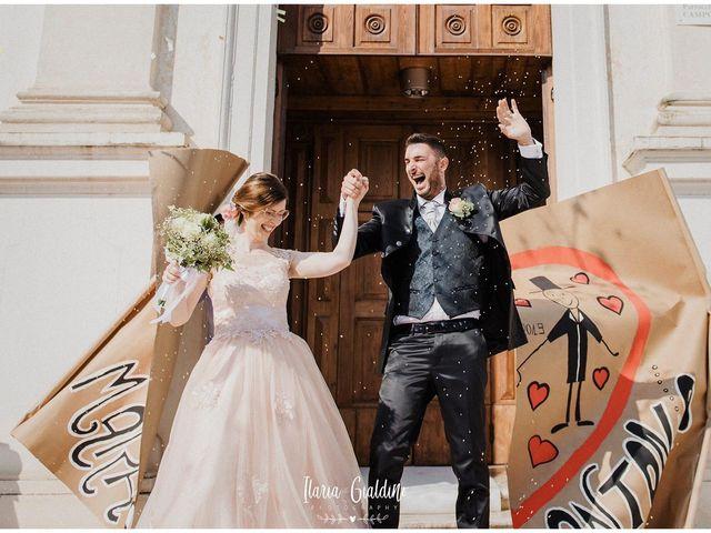 Il matrimonio di Antonio e Mara  a Camposampiero, Padova 2