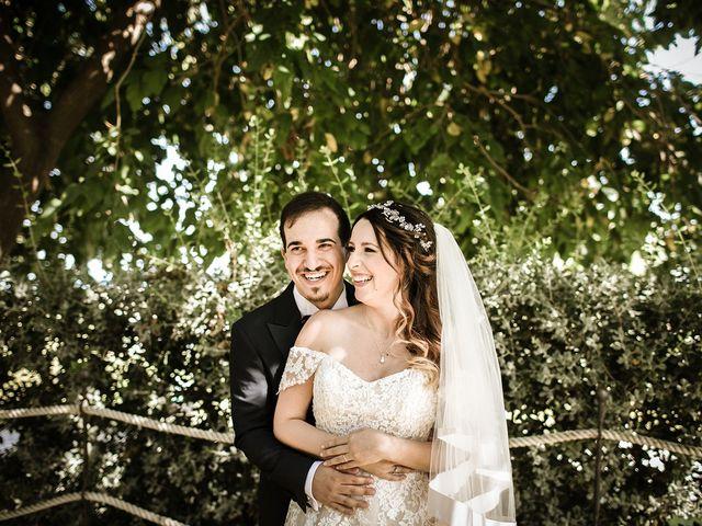 Le nozze di Alberto e Vanessa