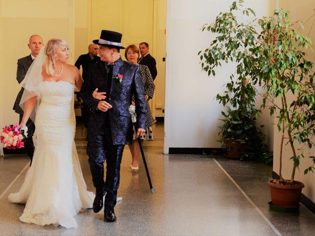 Il matrimonio di Max e Olga a Genova, Genova 5