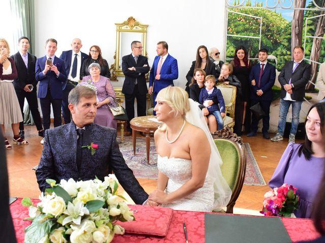 Il matrimonio di Max e Olga a Genova, Genova 8