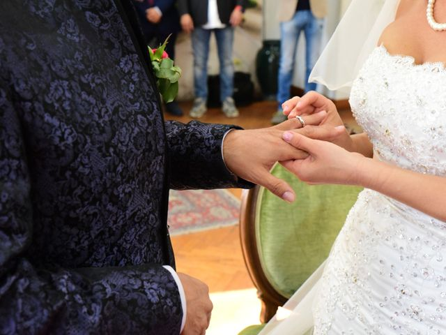 Il matrimonio di Max e Olga a Genova, Genova 10