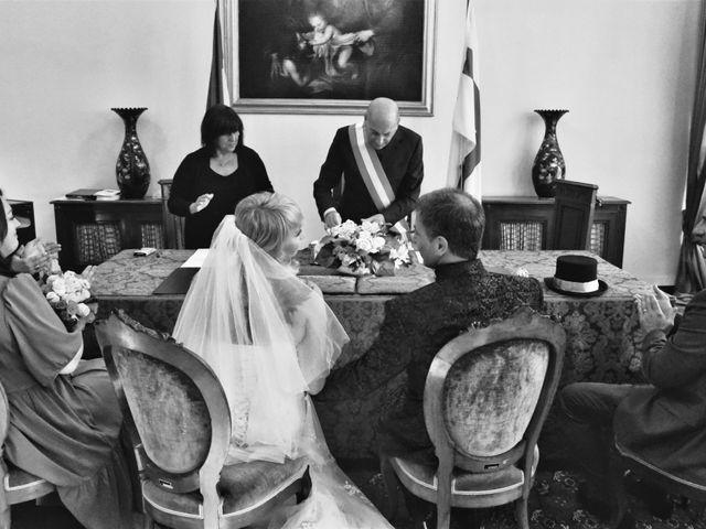 Il matrimonio di Max e Olga a Genova, Genova 11