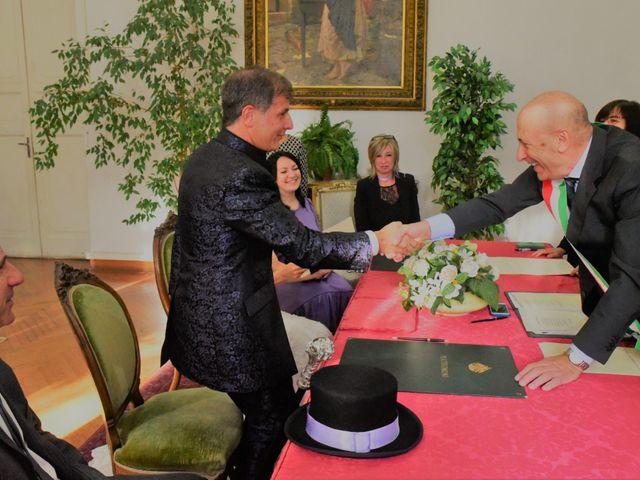 Il matrimonio di Max e Olga a Genova, Genova 12
