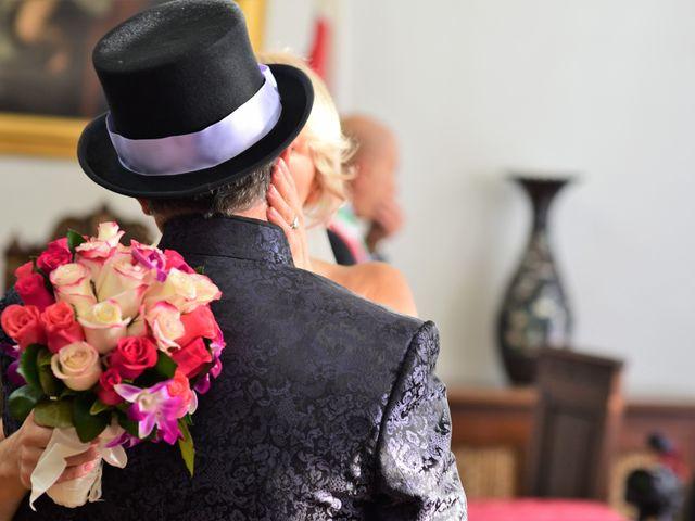Il matrimonio di Max e Olga a Genova, Genova 14