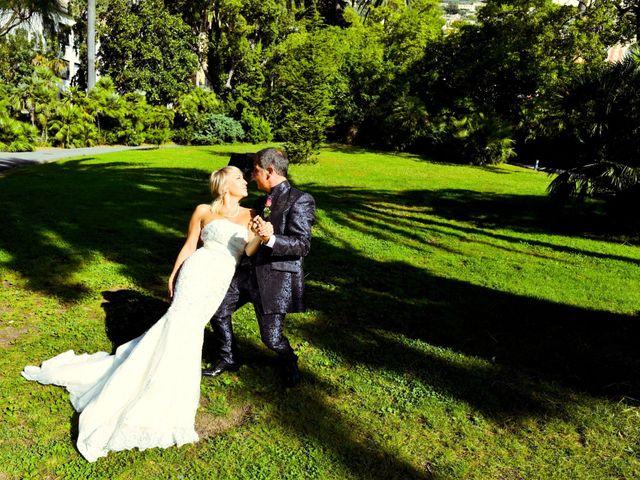 Il matrimonio di Max e Olga a Genova, Genova 33