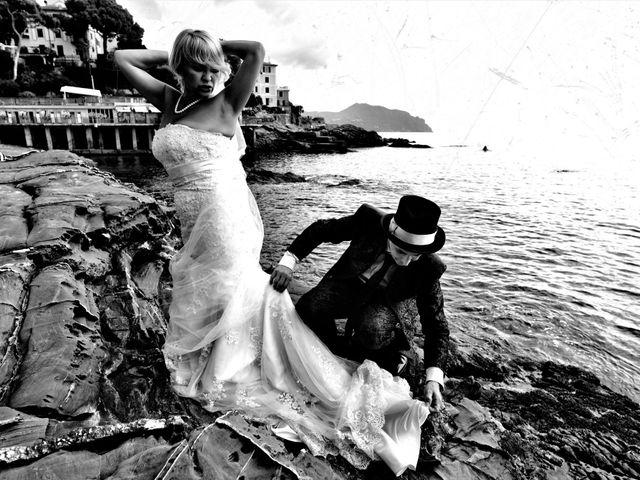 Il matrimonio di Max e Olga a Genova, Genova 38