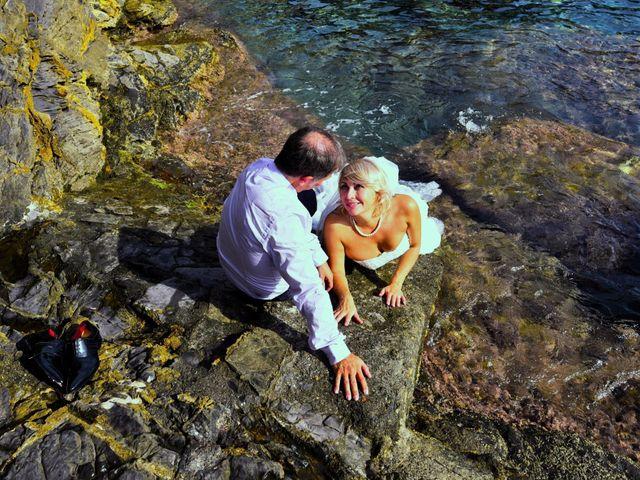 Il matrimonio di Max e Olga a Genova, Genova 40