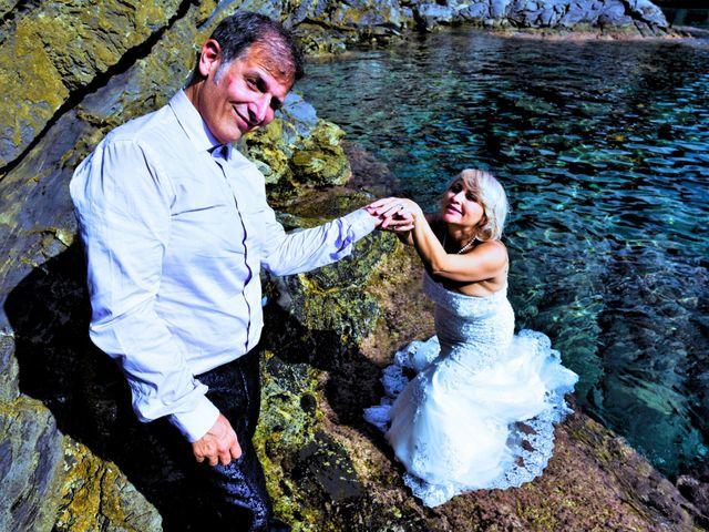 Il matrimonio di Max e Olga a Genova, Genova 41