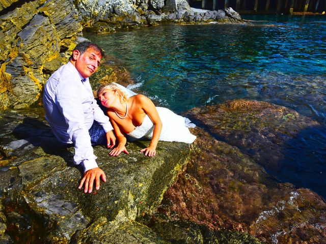Il matrimonio di Max e Olga a Genova, Genova 42