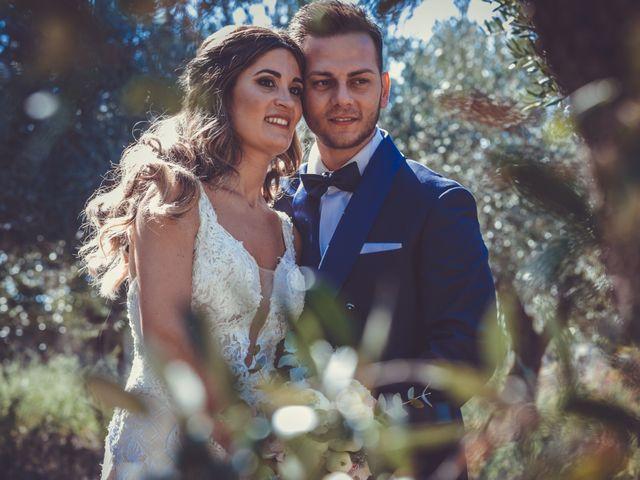 Il matrimonio di Giuseppe e Sara a Gravina in Puglia, Bari 1