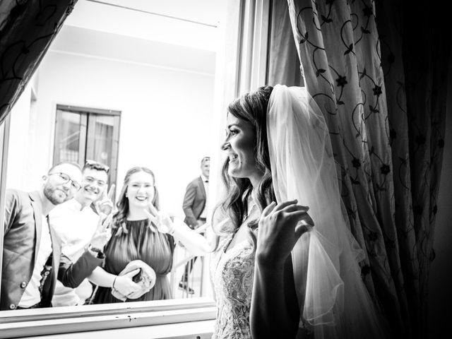 Il matrimonio di Giuseppe e Sara a Gravina in Puglia, Bari 13