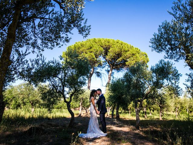 Il matrimonio di Giuseppe e Sara a Gravina in Puglia, Bari 25