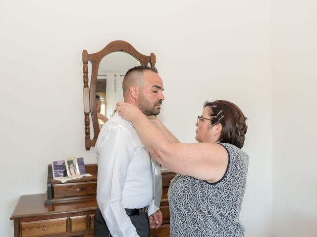 Il matrimonio di Gianni e Sabrina a Perdasdefogu, Nuoro 31